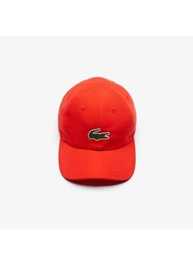 Lacoste Şapka Kırmızı